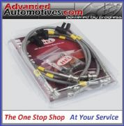 Subaru Impreza P1 Hel Stainless Braided Brake Line Kit